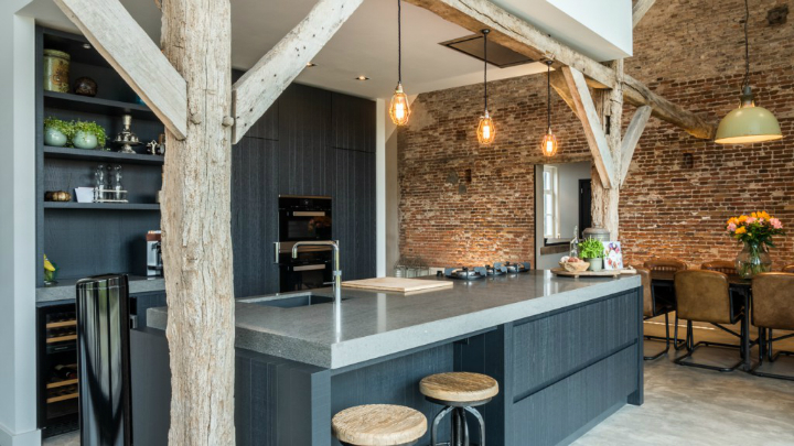 Novi izgled stare seoske kuće