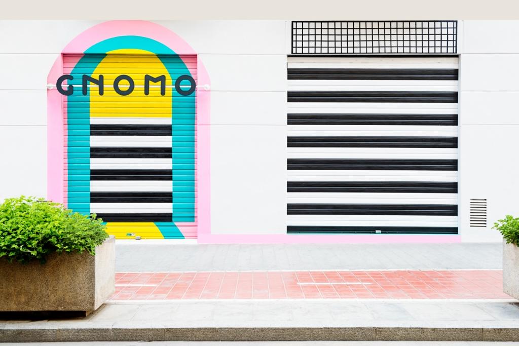 Novi izgled trgovine Gnomo by Masquespacio
