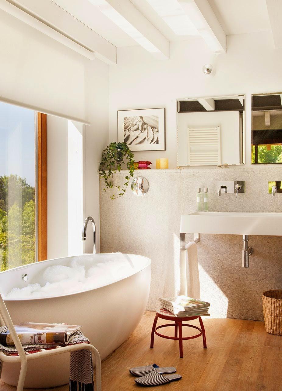 13 primjera uređenja kupaonice sa samostojećom kadom