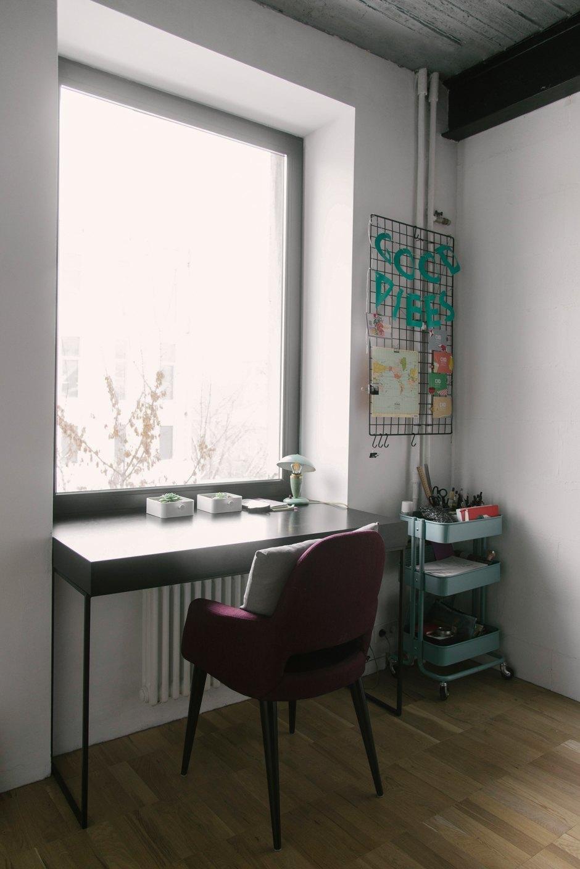 Stan sa obrisima dizajna iz prošlih vremena