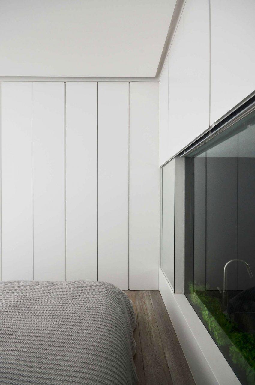 Stan sa pogledom u spavaću sobu