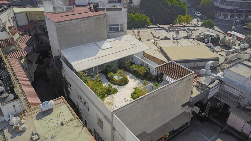 Kada nema mjesta za vrt iza kuće, ima ga na drugom katu