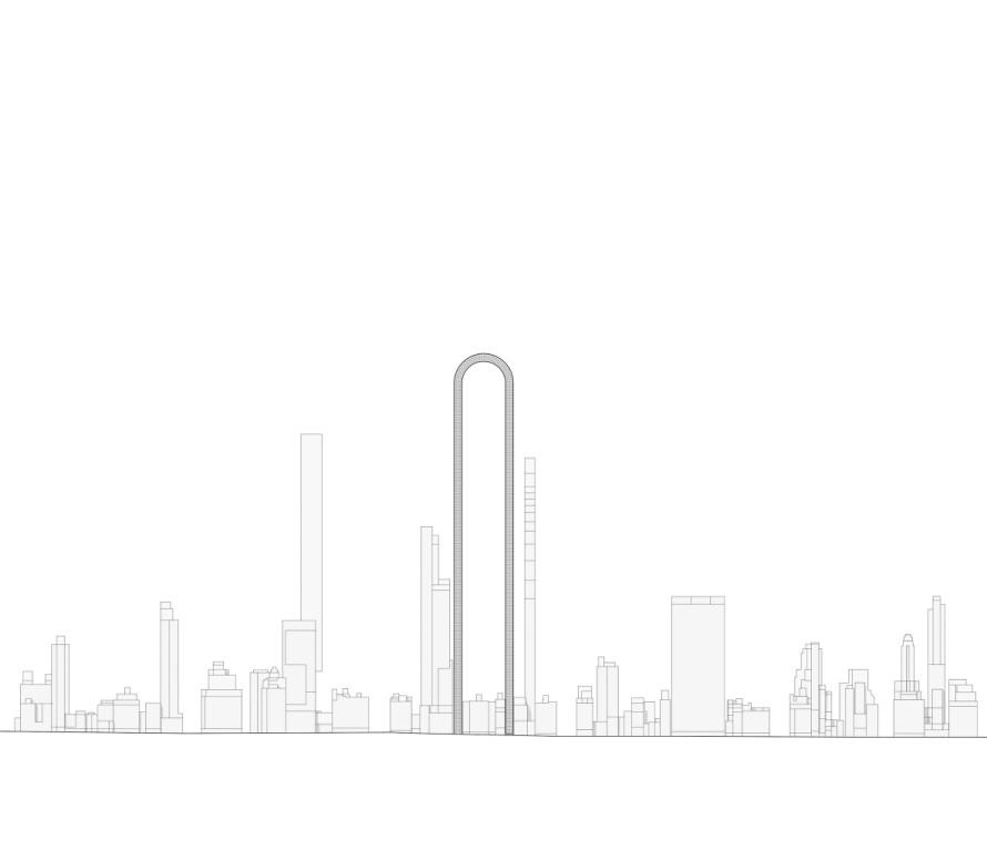 The Big Bend - najduži neboder na svijetu