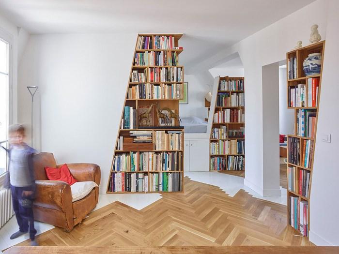Stan po mjeri knjigoljubaca