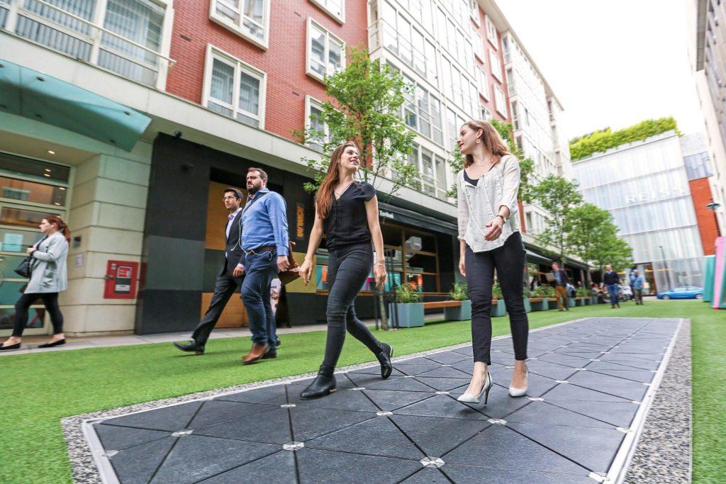 Pavegen - tehnologija za gradove budućnosti