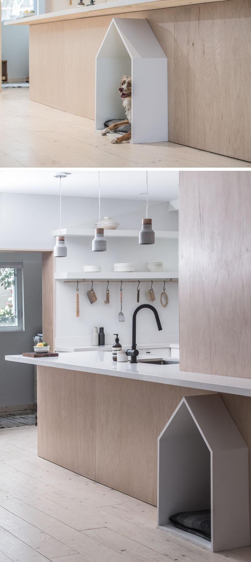 Novi kuhinjski blok sa jednim neobičnim dodatkom