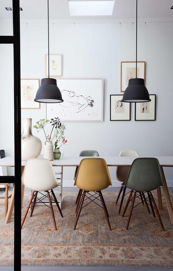 Šarm različitih stolica