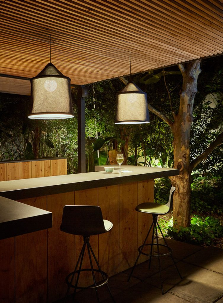 Svjetiljke za otvorene prostore inspirirane beduinskim šatorima
