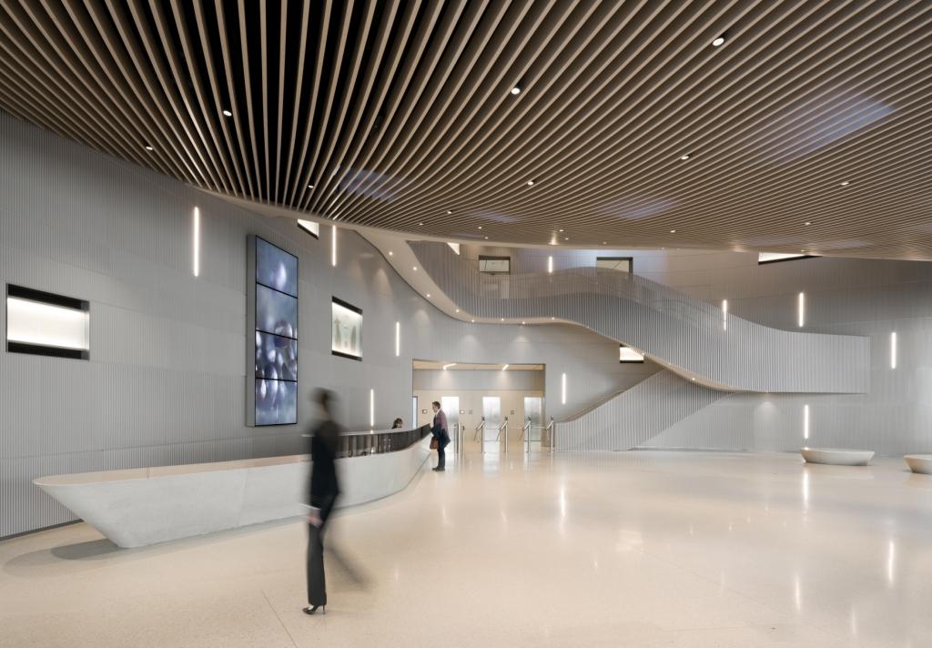 Novi kompleks sjedišta poznatog proizvođača kave - Nuvola Lavazza