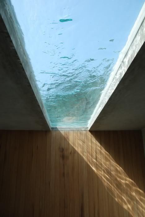 Staklo za drugačiji doživljaj bazena