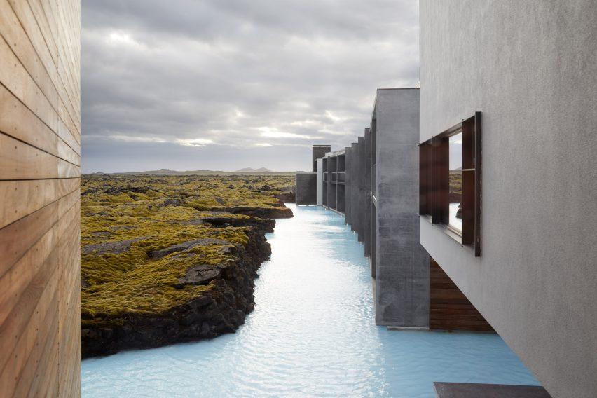 Hotel u impresivnom prirodnom okruženju