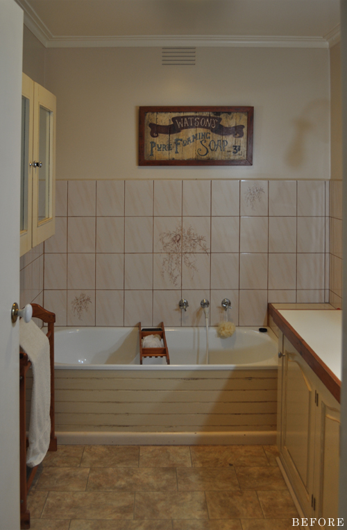 Ova kupaonica žudila je za preuređenjem