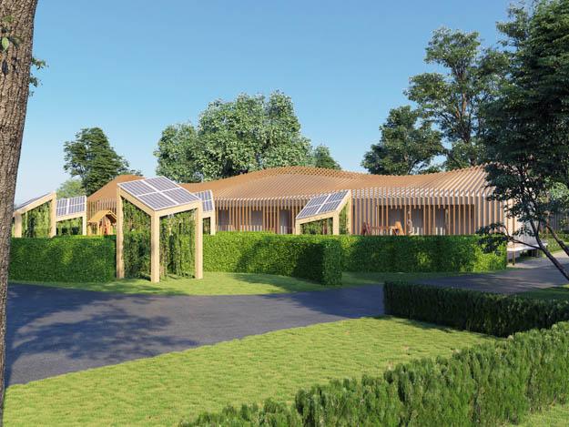 Nedaleko od Plitvičkih jezera gradi se moderan kamping resort