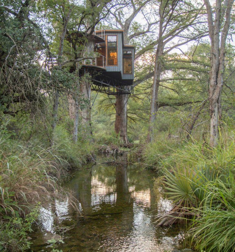 Ovo nije kućica ovo je kuća na drvu