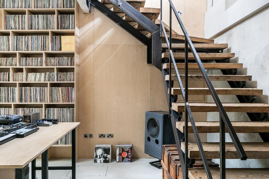 Odlična transformacija iz skladišta u stambeni prostor