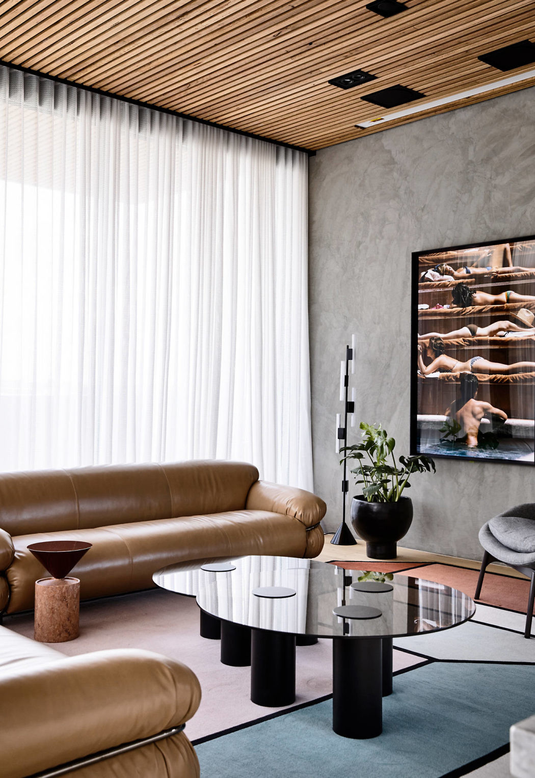 Penthouse by Tom Robertson Architects