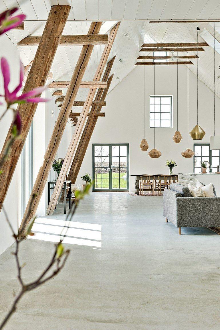 Gospodarski objekt preuređen u moderan obiteljski dom