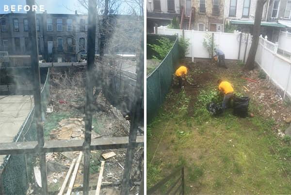 Uspješna transformacija stražnjeg dvorišta