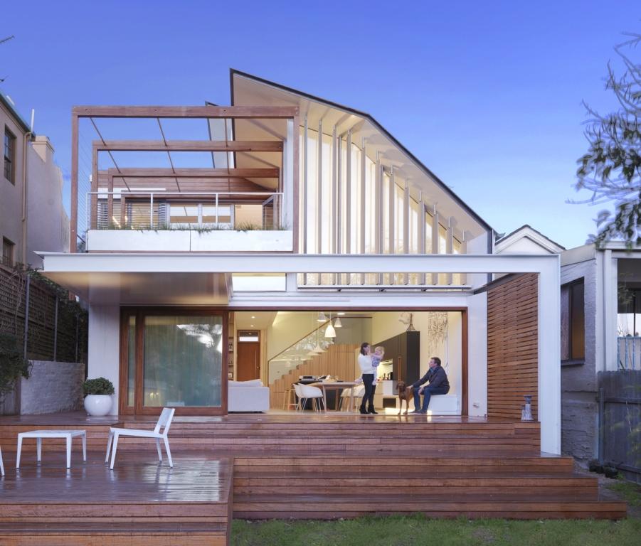 Kuća Waverley tvrtke Anderson Architecture