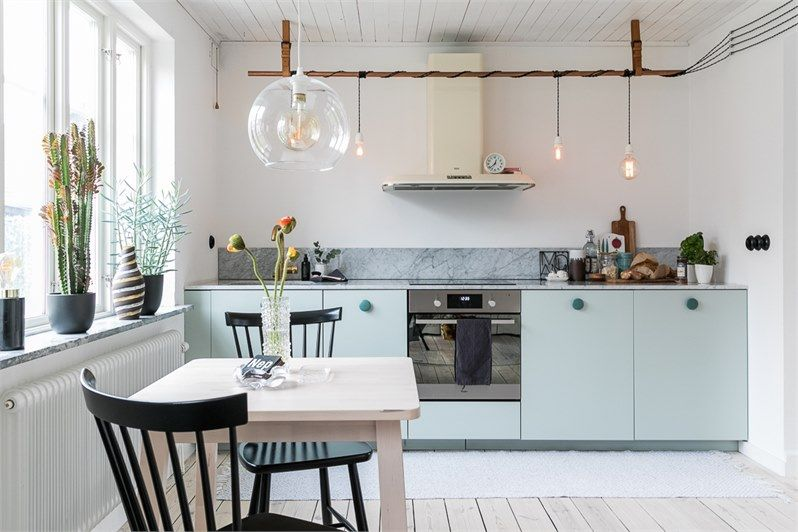 velike ideje za male kuhinje