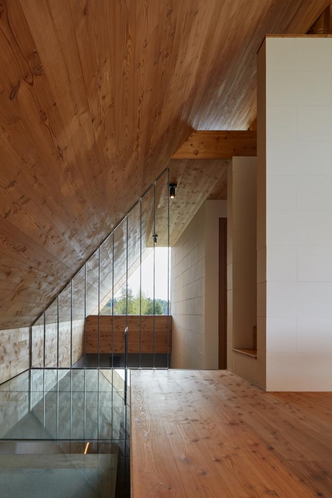 Vikend kuća by Pavel Míček Architects