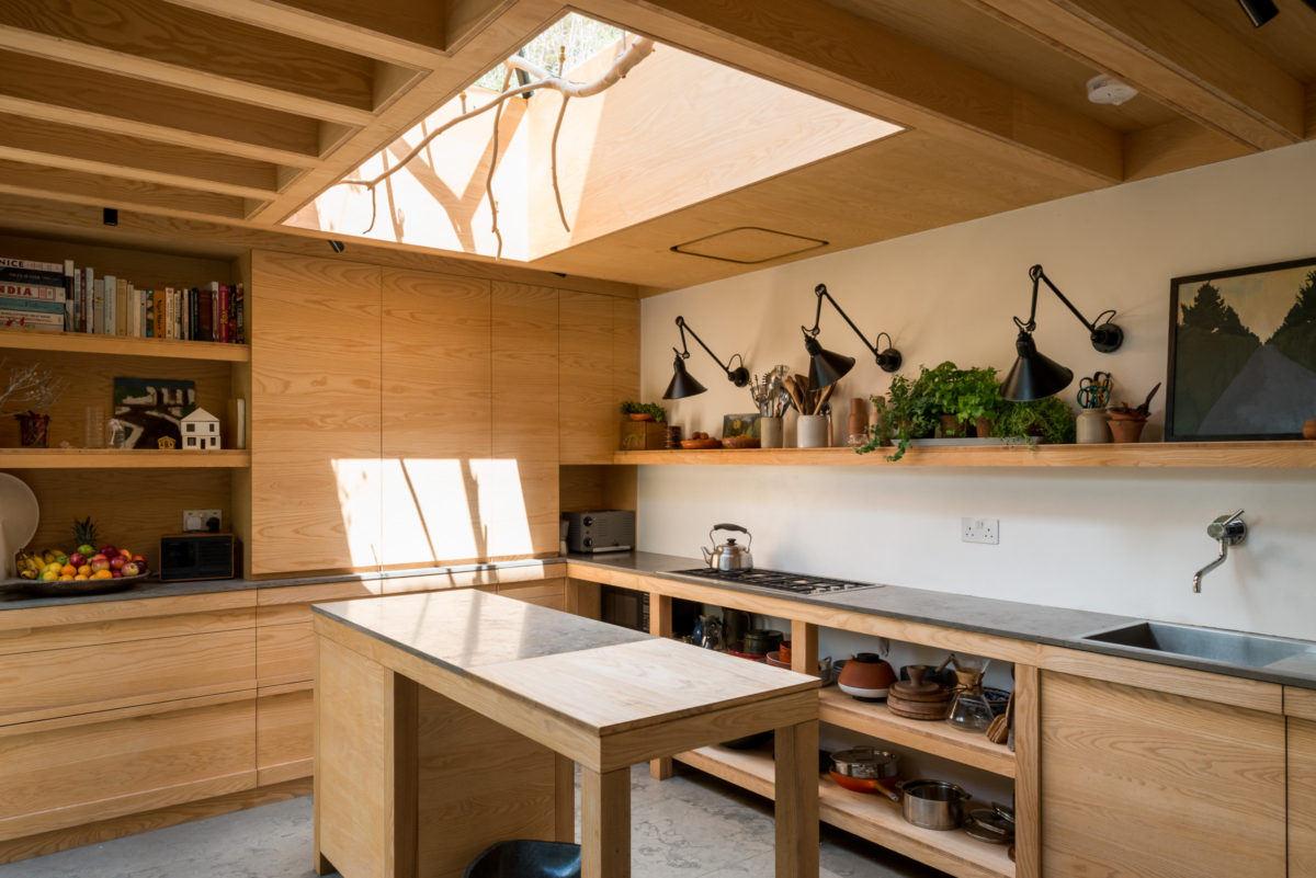 Kuhinja arhitekta