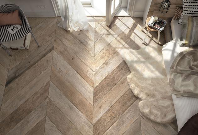 drveni pod - ne keramičke pločice