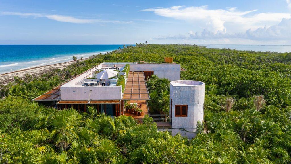 Casa Bautista - vila u tropskom raju