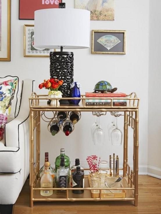 Inspirativni mini barovi kao kutak za druženje i opuštanje