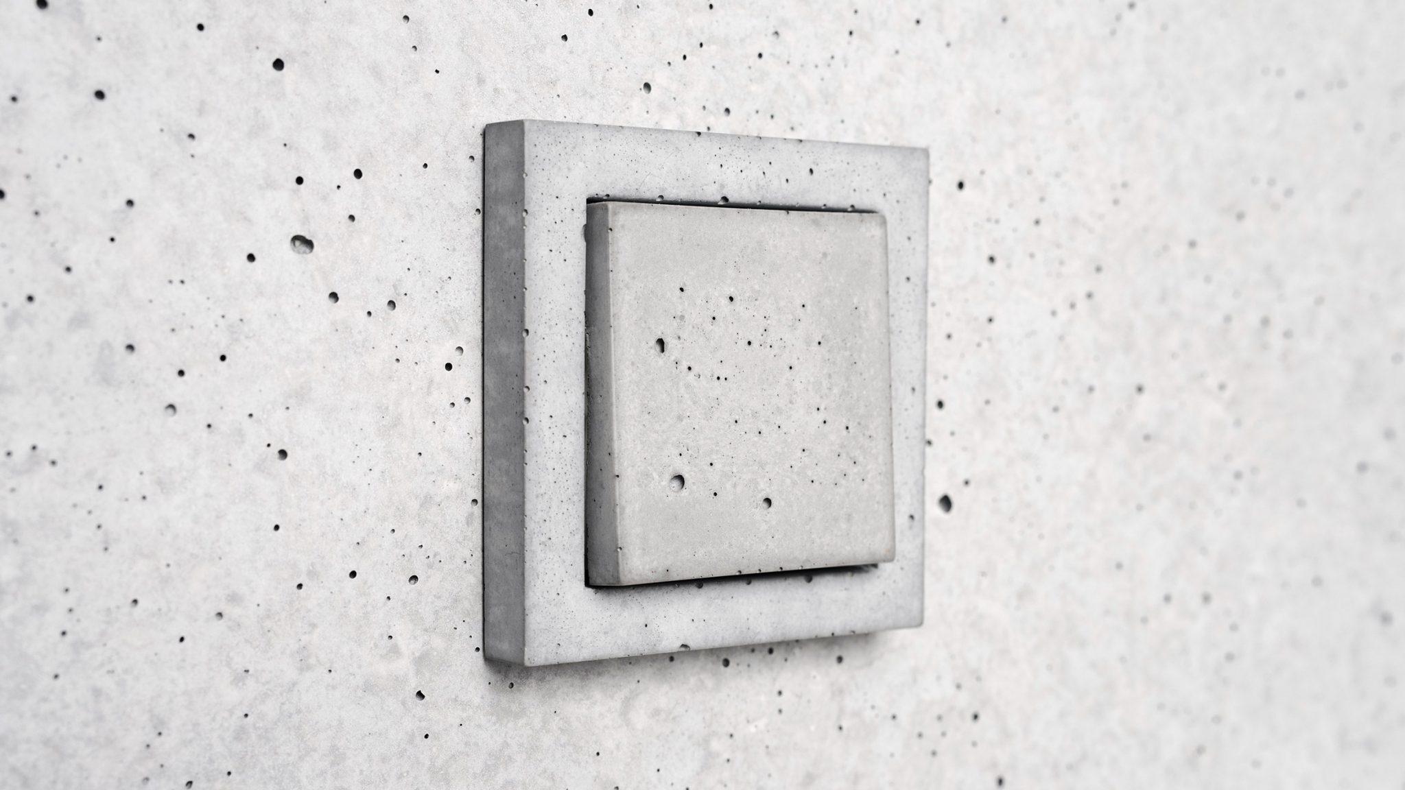 betonske utičnice i prekidači