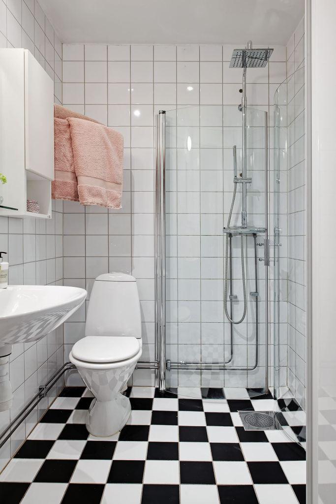 simpatična skandinavska garsonjera površine 33 kvadrata