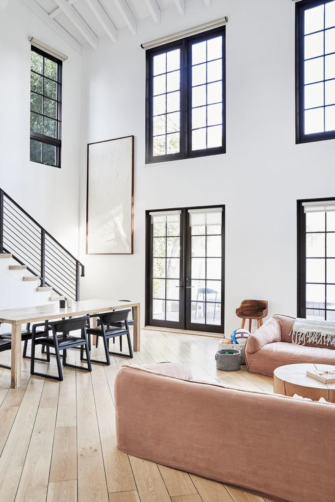 minimalistički dom bez suvišnih detalja