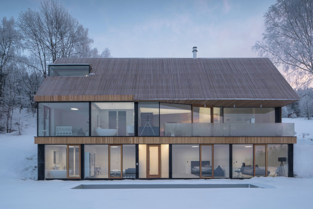 kuća na krkonošima