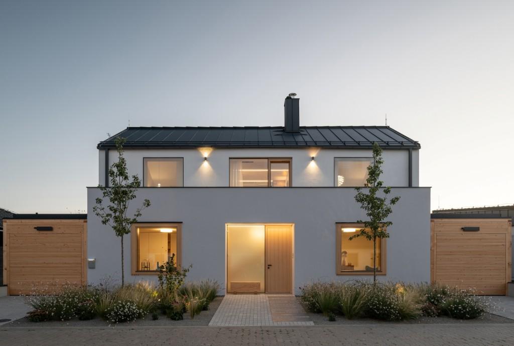 Obiteljska kuća s atrijem