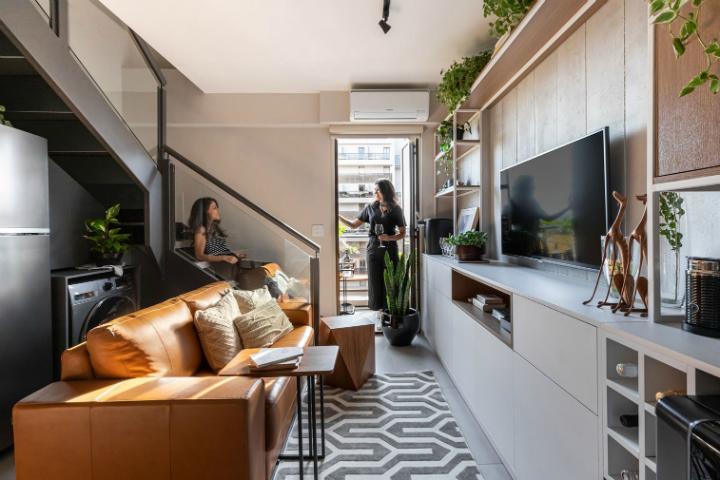 Uređenje stana površine 44 kvadrata