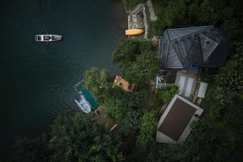Vikendica inspirirana brodskom kabinom
